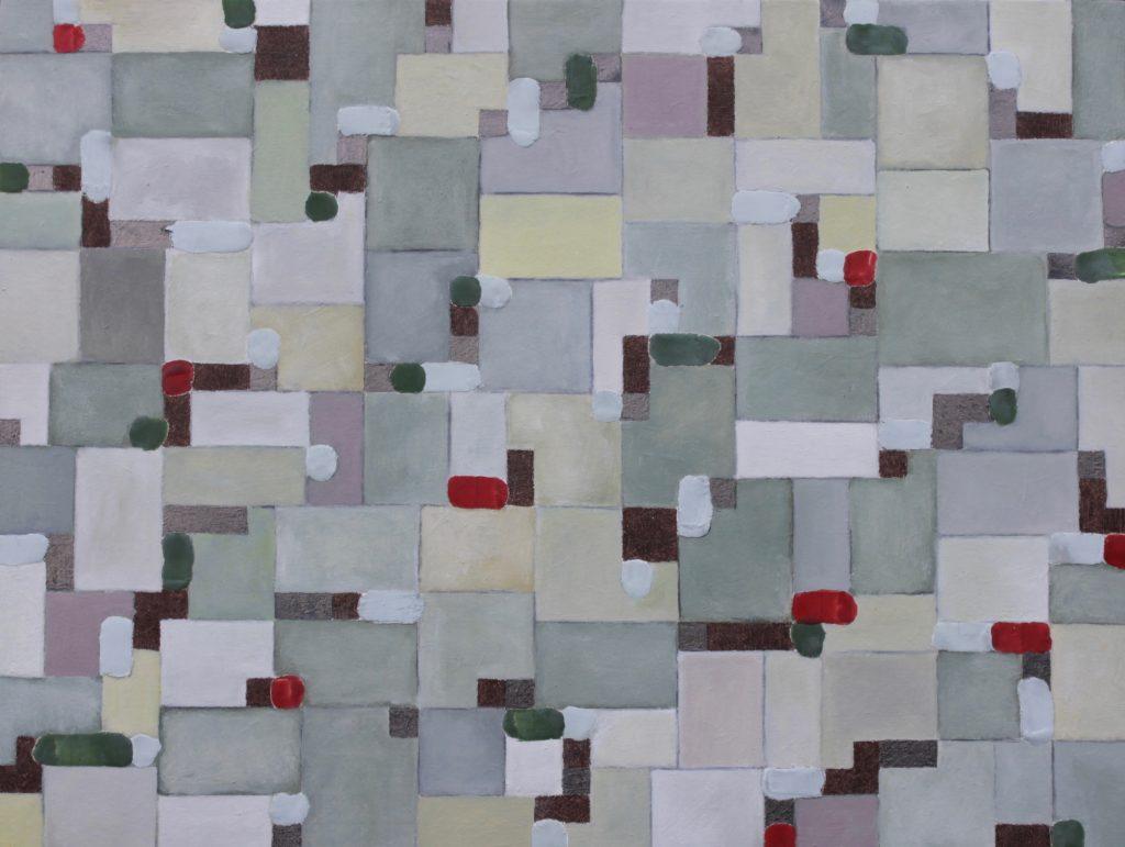 Milly Betten, Op de oude dijk 1, 2016